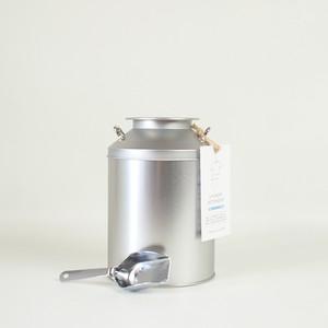 オリジナル洗濯洗剤プラス 新ミルク缶入り ステンレス計量スプーン付