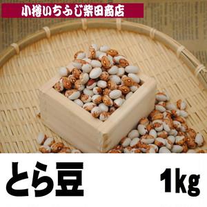 1kg とら豆 北海道産