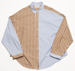 MARVEL BIG SHIRTS - BLUE STRIPE