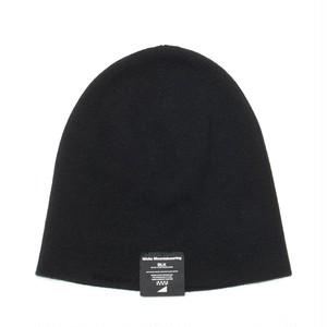 KNIT CAP - BLACK