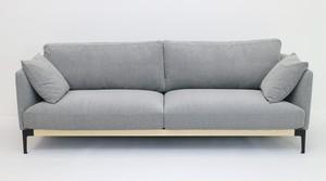 dual sofa 3P fabric