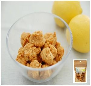 【期間限定】米粉のココナッツ&瀬戸内レモングラノーラ30g<マクロビ・ビーガン対応/添加物・香料・保存料・着色料・化学調味料・白砂糖・乳製品・卵不使用>