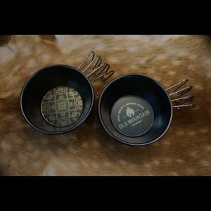 oldmountainブラックシェラカップ