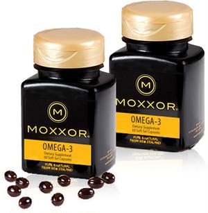 MOXXOR オメガ3サプリメント