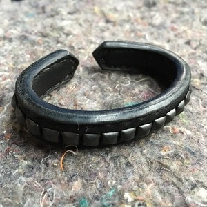 Studs Leather Bracelet (ssb-03)