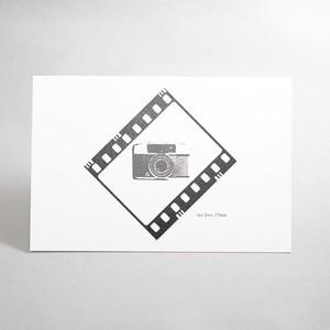 We love 35mmポストカード(P)