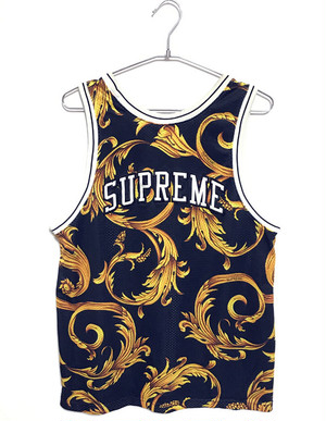 Supreme Nike BasketBall Jersey(2014)