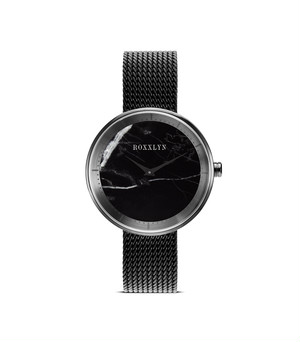 THE STONE WATCH NERO MARQUINA BLACK