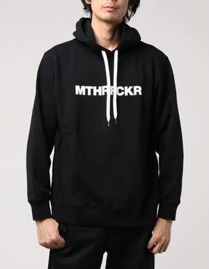 NUMBER (N)INE【ナンバーナイン】MTHRFCKR_HOODY SWEATSHIRT スウェットパーカー(ブラック)