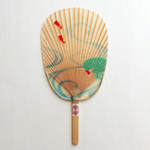 水うちわ 金魚 岐阜県産【数量限定】