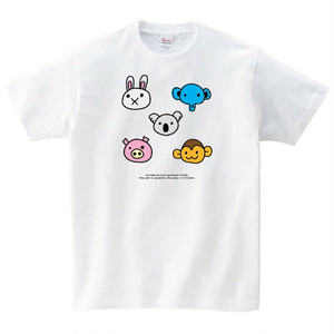 アニマル Tシャツ