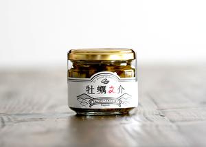 「牡蠣之介」長崎県産牡蠣のオリーブオイル漬け