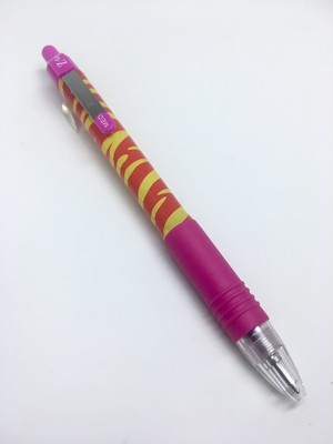ZEBRA Z-Grip Animal Bright Pink