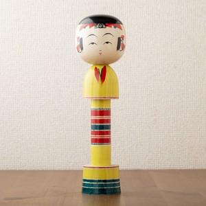 【新山民夫 工人】弥治郎こけしのマスキングテープホルダー