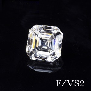 Antique Asscher-cut Diamond 1.01ct F/VS2