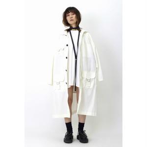 Work Coat - White