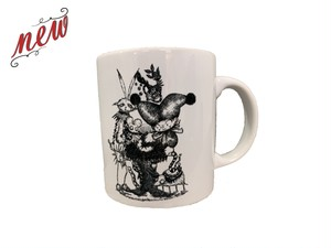 [The laughing man] mag cup