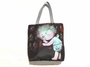 高品質でおしゃれなトートバッグ(天使) 通勤 通学 高級感 かわいい スタイリッシュ ショルダーバッグ