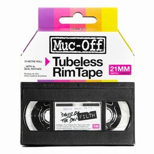 MUC-OFF / Rim tape 10ⅿ Roll / 21mm