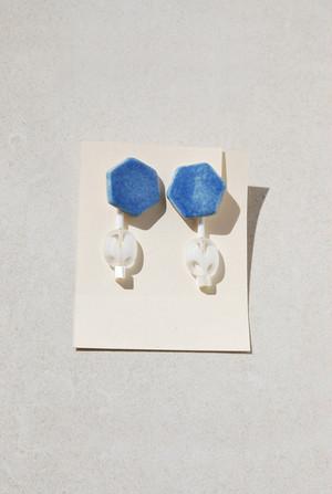 Pierce: Czech Beads & 特製タイル