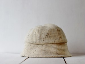 SAILOR HAT   WOOLTWEED c/#MILK【M:56~59cm】