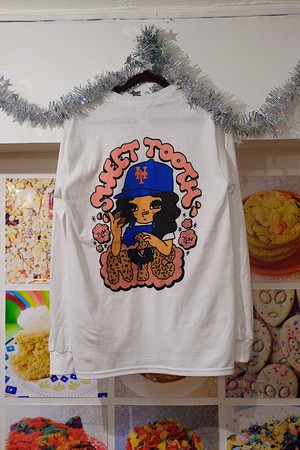 "SWEET TOOTH NYC ""Long Sleeve T"""
