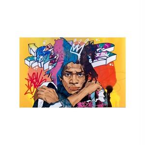 Basquiat ビックサイズ ステッカー