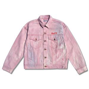 Tie Dye Denim Jacket