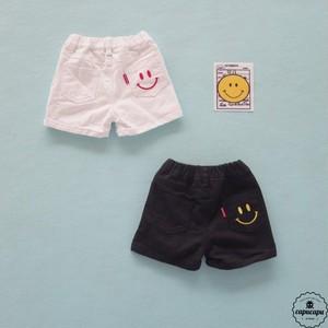 «予約» bubble kiss smile shot pants 2colors スマイルショートパンツ