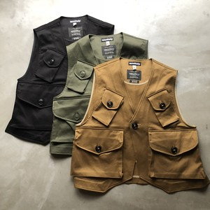 monitaly / MILITARY VEST TYPE-C