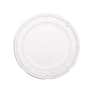 Koyo ラフィネ リムプレート 皿 21.5cm スモークホワイト 15910105
