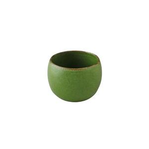「翠 Sui」丸碗 8cm 小鉢 うぐいす 美濃焼 288046