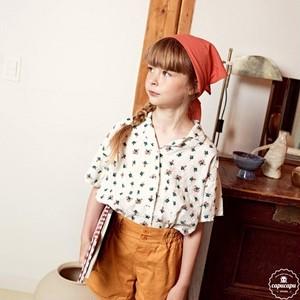«sold out»«ジュニアサイズあり» RAMIJINI flower shirt  フラワーシャツ