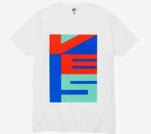 Damien Poulain YES T-SHIRTS