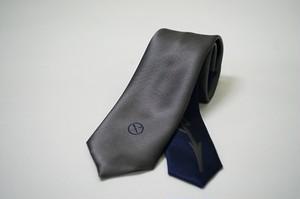 crabat×YOUICHIROUCHIDA Logo Tie    U184-NT-401