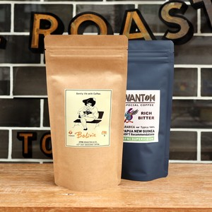 IFNi coffee roaster コーヒー豆150g(深煎り)