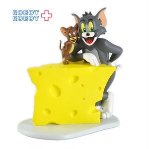 トムとジェリー/ ビネットフィギュア Nol.1 チーズ 箱入