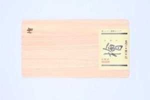 日光桧まな板(軽量タイプ) 24