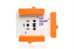 littleBits W3 DOUBLE OR リトルビッツ ダブルオア【国内正規品】