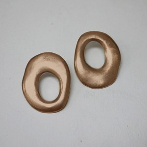 LEX EARRINGS Bronze