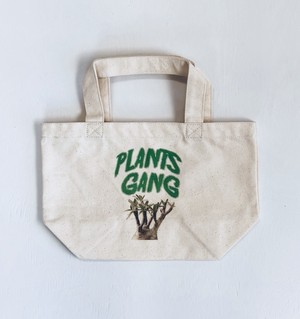 Plants Gang mii tote bag ( pachypodium gracilius)
