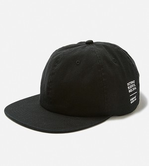 bal 【バル】WASHED COTTON 6-PANEL