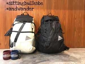 【andwander】  40L backpack