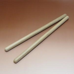 太鼓バチ朴の木 細 45cm