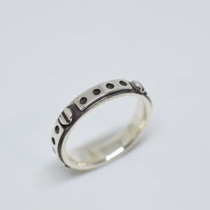 Mechanical RING 00 (silver)