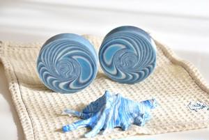 プリマドンナワークショップ デザイン石けん講座 Whirlpools Soap