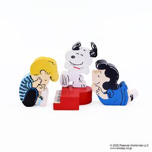 ピアノSET (PEANUTS)【絵本のつみき】