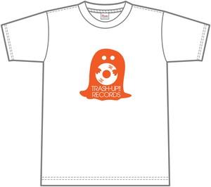 【デッドストック】TRASH-UP!! RECORDS ロゴTシャツ