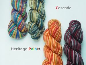 Cascade Yarns / Heritage Paints