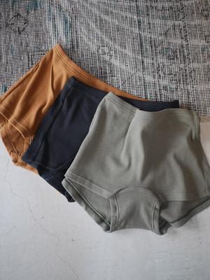 OVERNEATH / RIB (Shorts / 012)